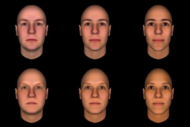Kā cilvēki zemapziņā vērtē citus, vadoties pēc viņu sejas formas