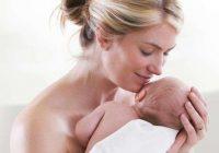 Jaundzimuša bērna smarža iedarbojas uz sievieti kā narkotikas. Lūk, kāpēc! Tas daudz ko izskaidro!