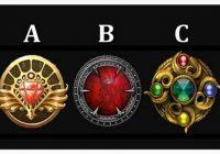 Izvēlieties maģisko simbolu un uzziniet, kādas izmaiņas jūsu dzīvē notiks tuvākajā laikā