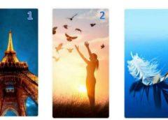 Izvēlieties karti un uzziniet, ko eņģeļi vēlas jums pateikt