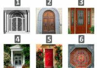 Personības pārbaude: Izvēlieties savas durvis